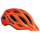 MET Crossover - Casque de vélo - orange/noir